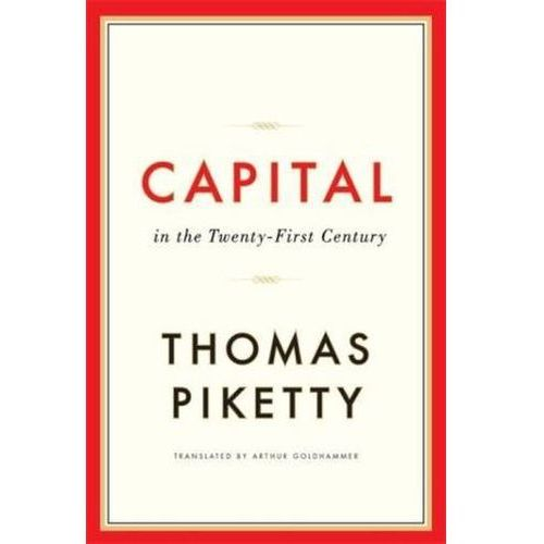Capital in the Twenty-First Century (2014)