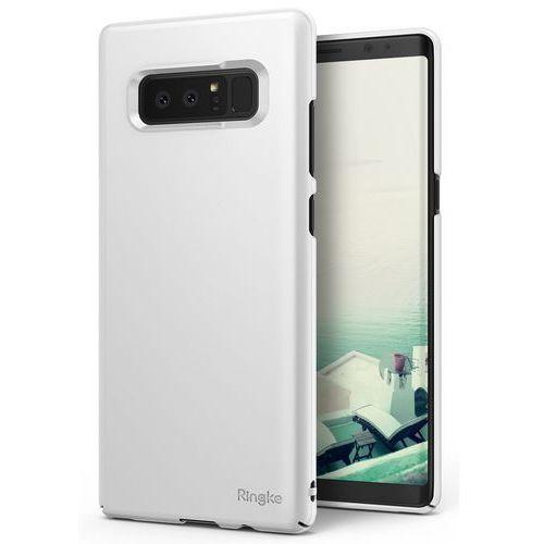 Etui Ringke Slim Samsung Galaxy Note 8 White