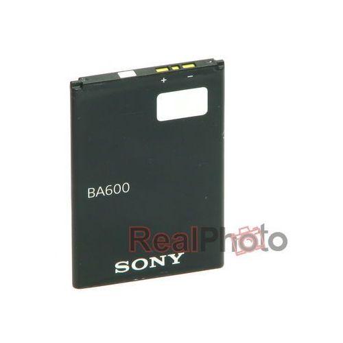 Bateria ba600 xperia u st25i oryginalna marki Sony