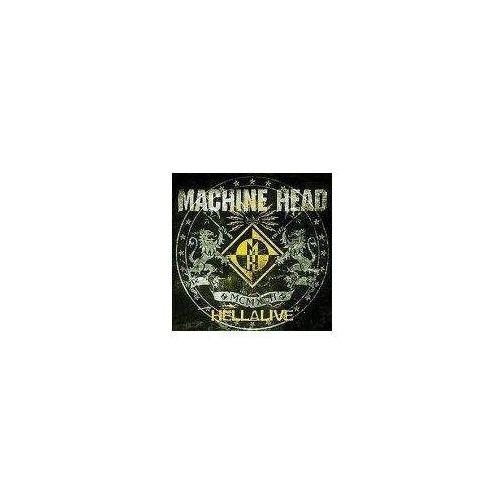 Machine head - hellalive marki Warner music / roadrunner records
