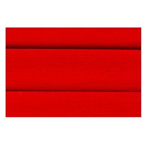 Bibuła marszczona czerwona marki Fiorello