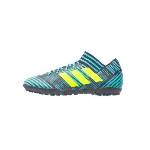 adidas Performance NEMEZIZ TANGO 17.3 TF Korki Turfy legend ink/solar yellow/energy blue