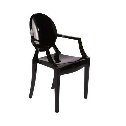 Krzesło Sofia czarny