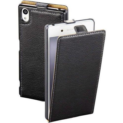 Hama Pokrowiec na telefon  smart case 177548, pasuje do modelu telefonu: sony xperia z5, czarny