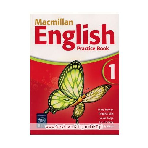 Macmillan English 1 Practice Book and CD-ROM Pack