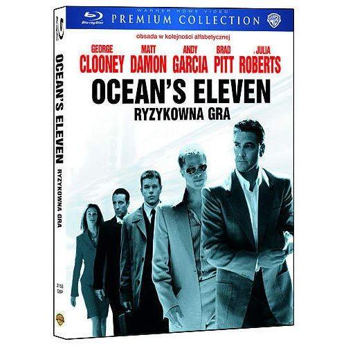 Ocean's Eleven: Ryzykowna gra (Premium Collection) Ocean's Eleven (7321996161043)