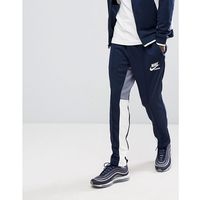 archive retro joggers in navy 941849-451 - navy marki Nike