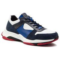 Sneakersy - hayes 39488-24-48 granatowy kolorowy marki Kazar