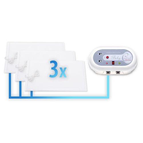 BABY Control Digital BC-230 – Monitor oddechu z trzema czujnikami, BC-230