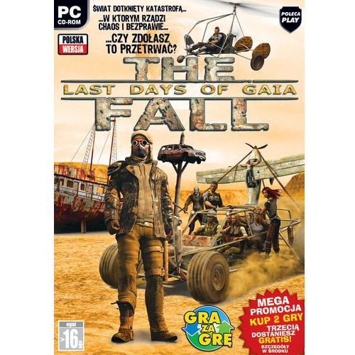 THE FALL LAST DAYS OF GAIA (PC)