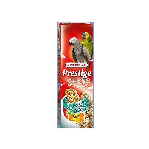 Versele Laga Prestige Sticks kolby owoce egzotyczne dla dużych papug 2szt/140g, kup u jednego z partnerów
