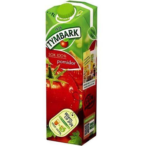 Sok pomidorowy 1l marki Tymbark