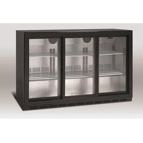 Resto quality Barowa szafa chłodnicza   335l   270w   1350x520x(h)865mm