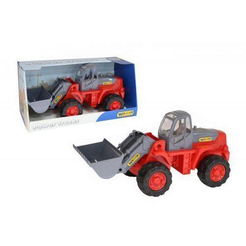 Polesie Koparka ładowarka ciągnik w pudełku 36780 (4810344036780)