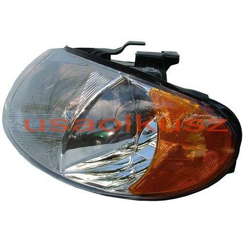 Cnd Lewy reflektor usa chrysler voyager town&country 2001-2004