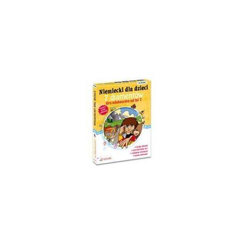 Niemiecki dla dzieci. 7 diamentów. gra edukacyjna od lat 7 marki Edgard