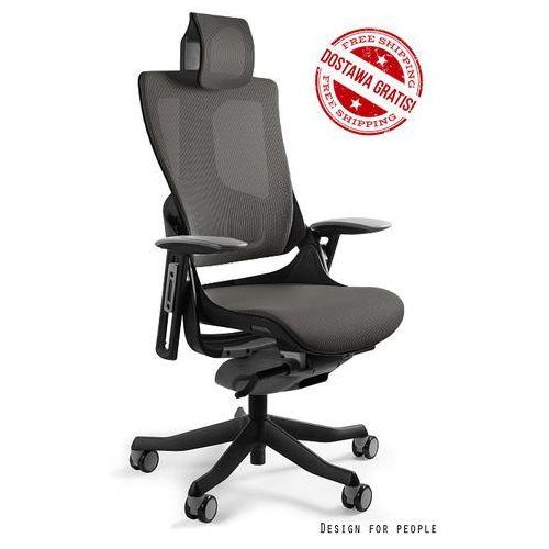 Fotel wau 2 czarny/grafit kolor siatki zadzwoń/napisz otrzymasz rabat 150 zł!!! marki Unique