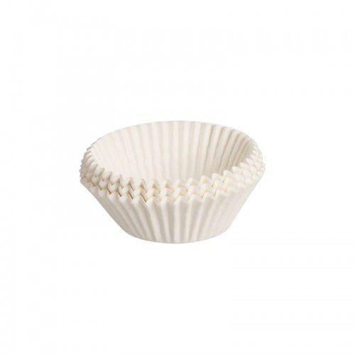 Zestaw 50 kokilek baking cases białe marki Mason cash