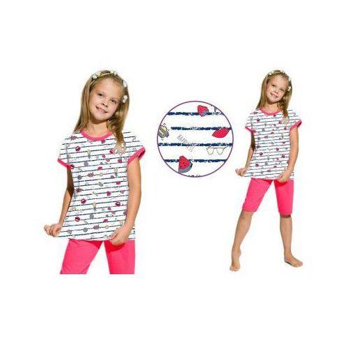 Piżama dziecięca AMELIA: fuksja, kolor różowy