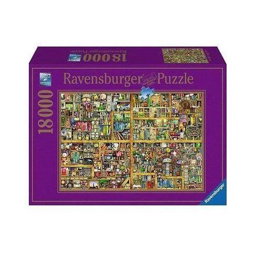 Puzzle 18000 elementów Magiczna Biblioteczka RAP178254