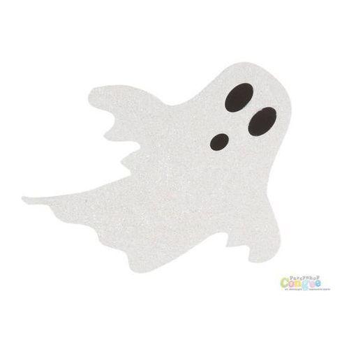 Unique Brokatowa dekoracja duch, pająk i dynia na halloween - 6 szt. p