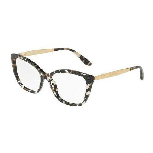 Dolce & gabbana Okulary korekcyjne dg3280 911