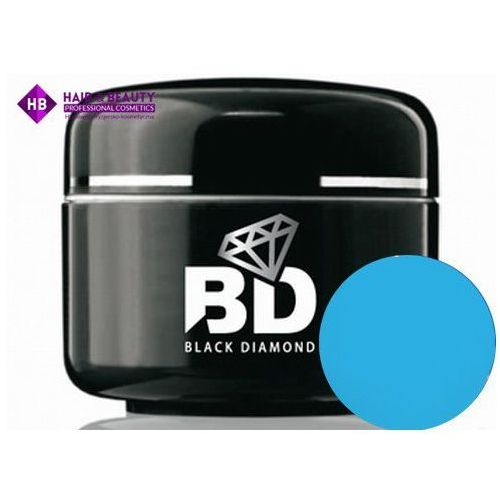 BLACK DIAMOND Żel kolorowy Pastel Sky 5 ml