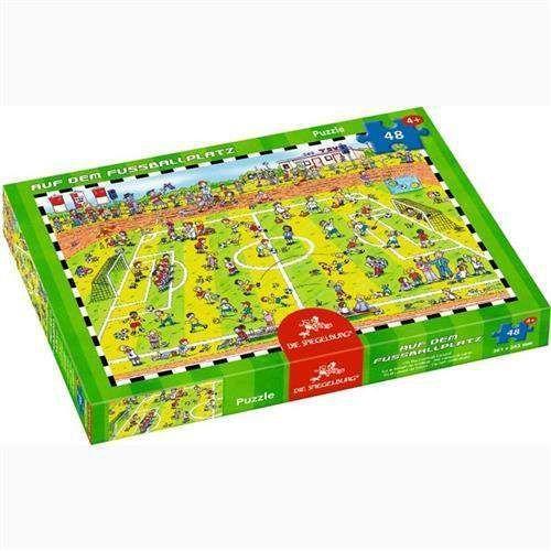 Puzzle - Na Boisku Piłkarskim ( 48 el.)