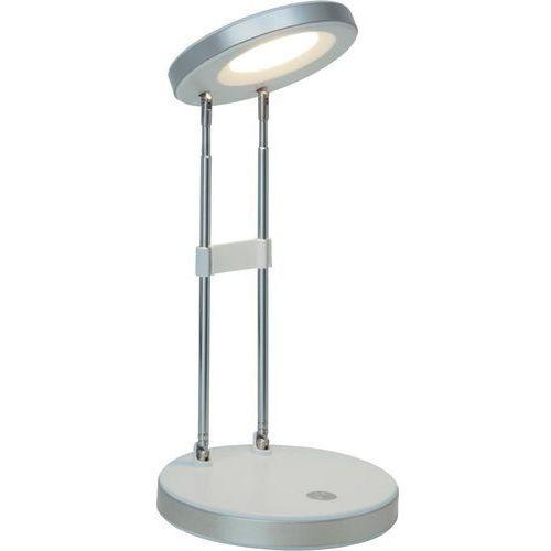 Lampa stołowa Brilliant Venedig G92926/05, LED wbudowany na stałe x 1, 3.3 W, 230 V, (ØxW) 12 cmx36 cm, biały