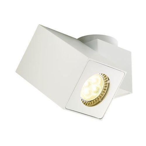 Kaspa - Oprawa stropowa natynkowa I - Squar - biała - biały (70036101)