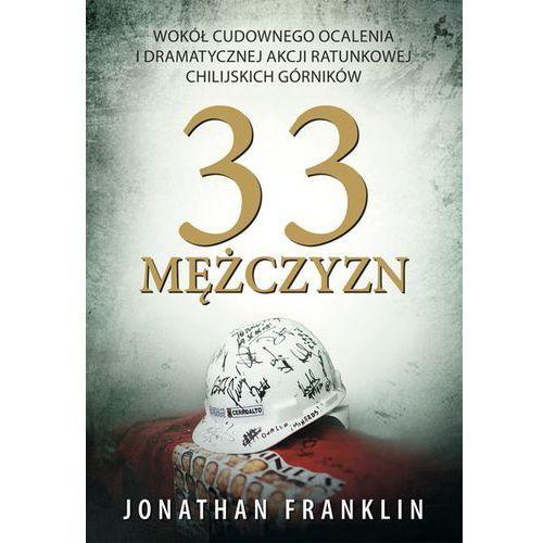 33 Mężczyzn (ISBN 9788375083583)