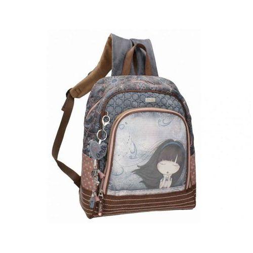 Duży plecak szkolny Anekke - Moon 23746-3, 23746-3