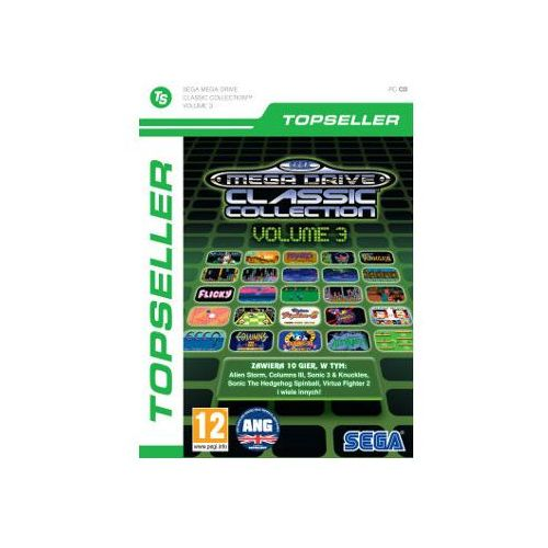 Mega Drive Collection 3 (PC)