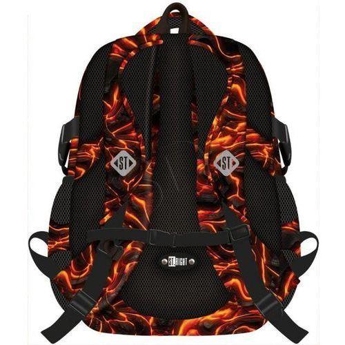 St-majewski Plecak 4-komorowy st.right bp1 lava (5903235617881)