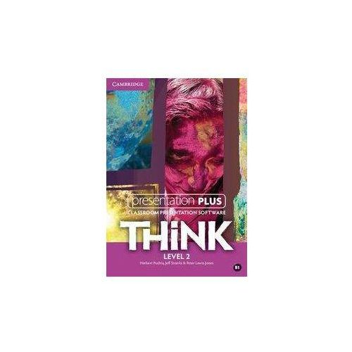 Think 2 Presentation Plus DVD (Płyta DVD)