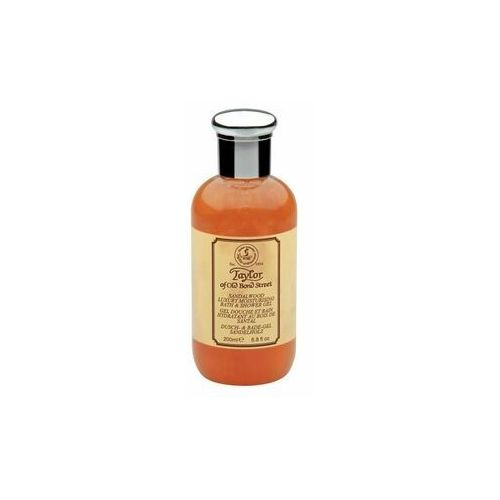 Taylor of old bond street taylor of old bond street sandalwood luxury moisturising bath & shower gel 500.0 ml