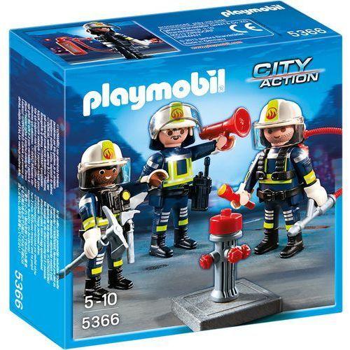 Playmobil CITY ACTION Grupa strażaków 5366 - BEZPŁATNY ODBIÓR: WROCŁAW!