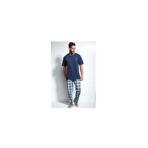 Bawełniana piżama męska 134/110, Cornette