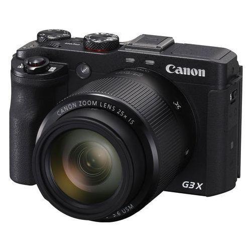 Canon PowerShot G3X. Najniższe ceny, najlepsze promocje w sklepach, opinie.