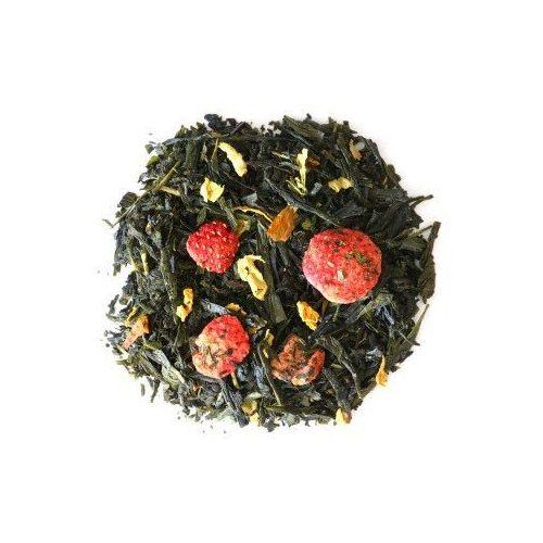 Herbata zielona o smaku Cesarska Brzoskwinia 120g
