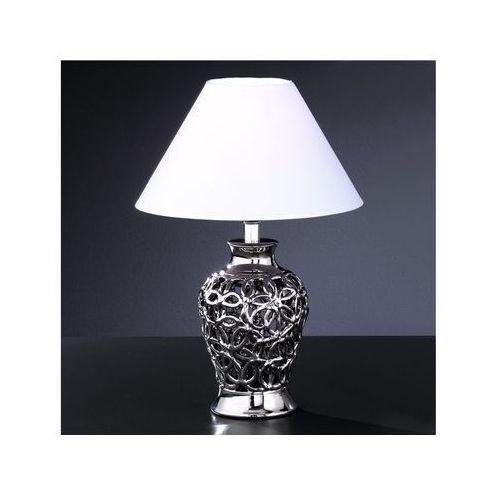 Oświetlenie honsel Honsel coco lampa stołowa chrom, 1-punktowy (4001133901819)
