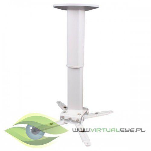 Suprema Uchwyt do projektora 265-435mm, 20kg, biały, 1_666706