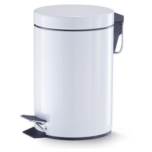 Zeller Kosz na śmieci 3l biały (4003368182087)