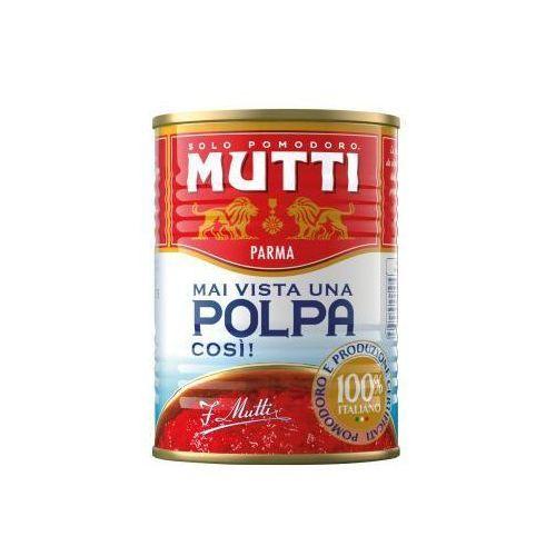 Pomidory krojone 400 g Mutti (80042556)