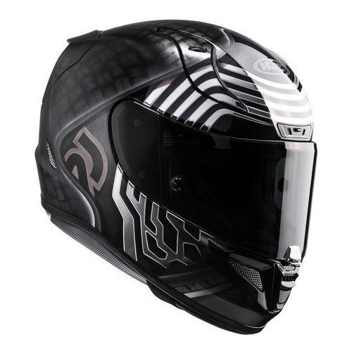 KASK HJC R-PHA-11 KYLO REN BLACK/WHITE