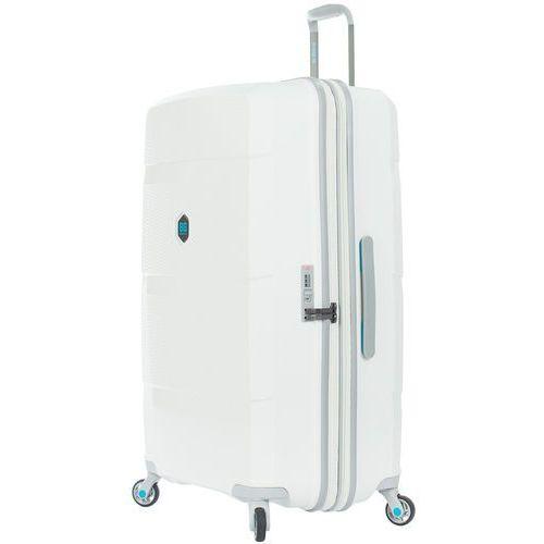 zip2 walizka duża poszerzana 81 cm / lounge white - lounge white marki Bg berlin
