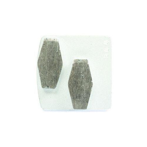 Diamentowy segment szlifierski scanmaskin BAUTA DOUBLE SILVER (zestaw)