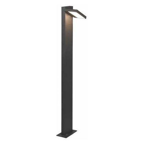 horton 426360142 lampa stojąca zewnętrzna 1x8w led antracytowa marki Trio