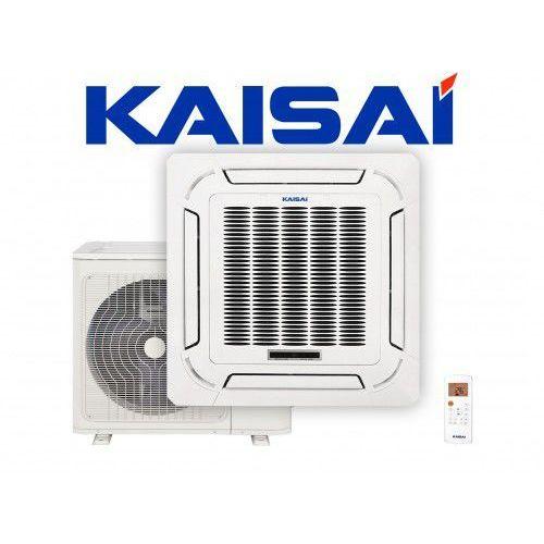 Klimatyzacja, klimatyzator kasetonowy, sufitowy super slim 10,6/11,1kw (kcd-36hrf32, kod30u-36hfn32) marki Kaisai