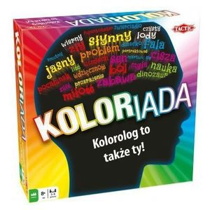 Gra Koloriada - TACTIC, AM_6416739536811